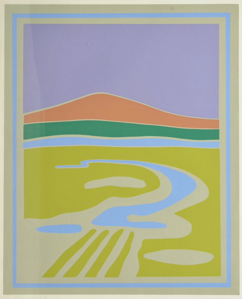 ERICA RUTHERFORD -- FLOODED LANDSCAPE